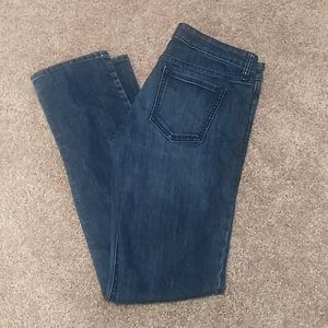 Size 6 GAP Real Straight Jeans